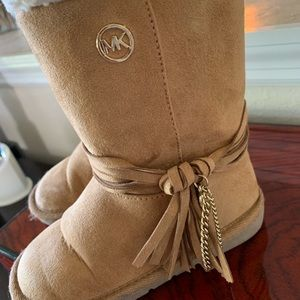 Michael Kors boots Size 8 for Toddler Girls